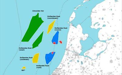 GEOxyz retenu pour les levés géophysiques dans la zone éolienne offshore d'IJmuiden Ver