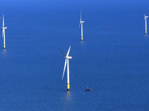 «Bond en avant» l'Écosse lance le premier crédit-bail offshore ScotWind Leasing
