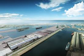 Frédéric Petit, directeur Business development Wind Power de SGRE  L'usine du Havre, une première mondiale pour SGRE, voire pour l'industrie