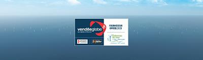 La société Eoliennes en mer des îles d'Yeu et de Noirmoutier renouvelle son partenariat avec le Vendée Globe 2020