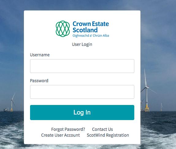 Pour candidater au projet d'éolien posé et flottant écossais le site est ouvert