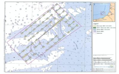 Eoliennes en Mer de Dieppe Le Tréport reporte la campagne UXO