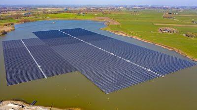 Energies de la mer et solaire: une chance pour la relance par Can Nalbantoglu, président de BayWa r.e France