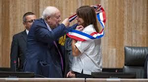Michèle Rubirola devient la première femme maire de Marseille