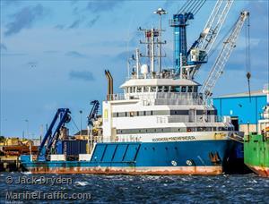 Dieppe – Le Tréport: Des pêcheurs bloquent les études géophysiques,  malgré le report de la campagne UXO