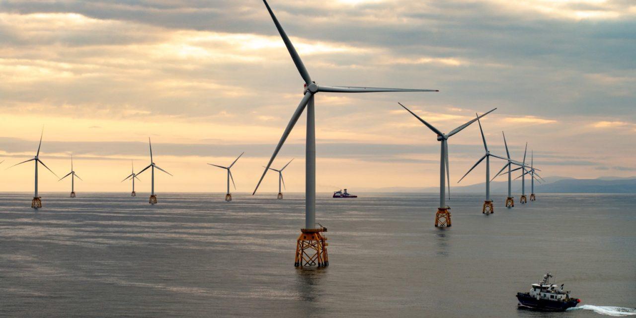 Le service public écossais SSE Plc veut devenir une «majeure» de la production avec les éoliennes
