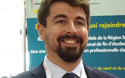 François Lambert a pris la tête du cabinet d'Annick Girardin, ministre de la mer