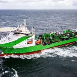 Deme remporte le contrat EPCI pour le câblage inter-éoliennes de DoggerBank