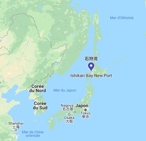 JERA va construire un parc éolien posé de 520 MW à Ishikari Bay au Japon