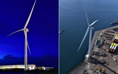 Haliade X de 13MW – GE : Equinor confirme le contrat pour Dogger Bank Wind Farm