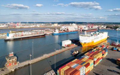 Comment les ports de la Région Nouvelle-Aquitaine et de la métropole de Bristol abordent la transition énergétique ?