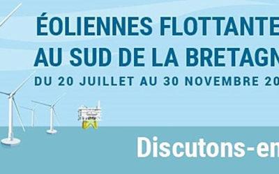 Débat Public Bretagne Sud : le modèle économique de l'éolien «en mer»