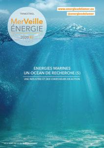 couverture du n° 2 de MerVeille Energie