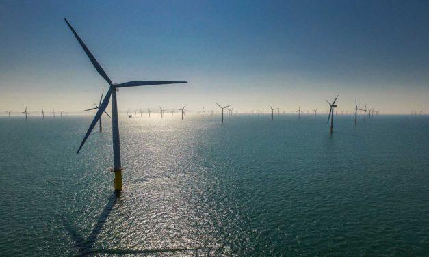 RWE et ses partenaires pourront développer 4 projets d'extension de parcs éoliens offshore en Grande-Bretagne