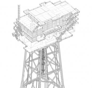 Smulders et Engie Solutions remportent le contrat de construction de la sous-station du parc éolien offshore de Saint-Brieuc.