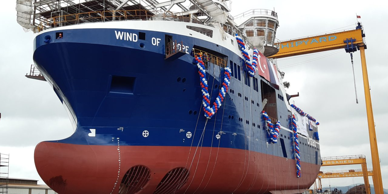 Hornsea Two SOV launched in Turkey