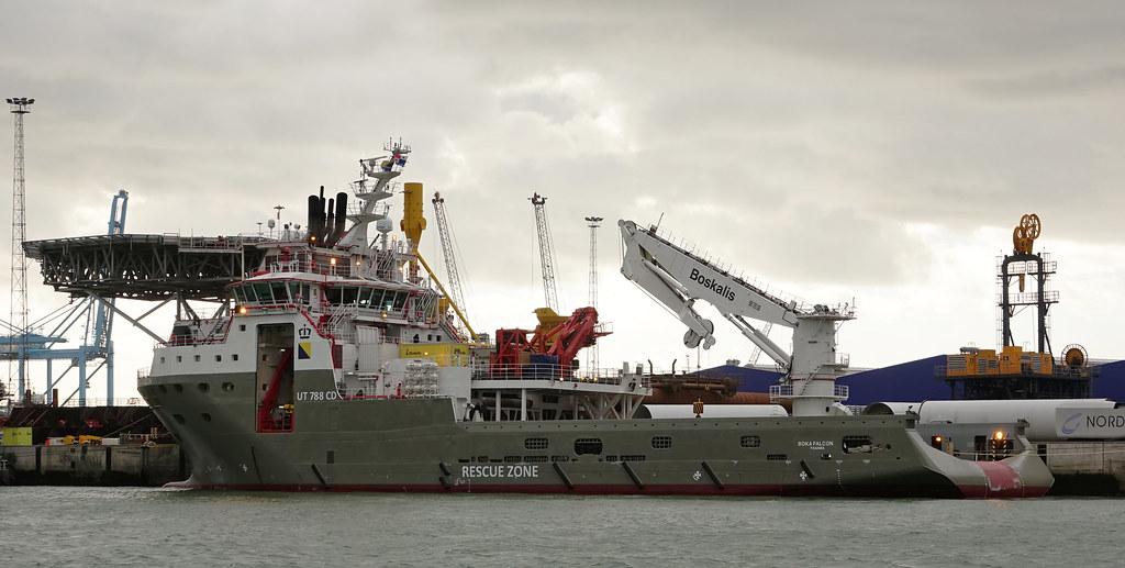 Boskalis remporte son premier contrat de transport pour l'éolien flottant