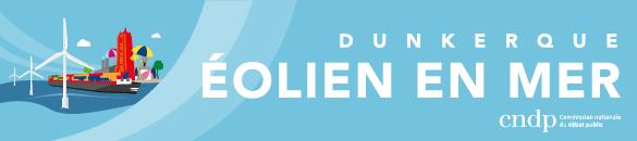 Le débat public pour le parc éolien en mer de Dunkerque débute