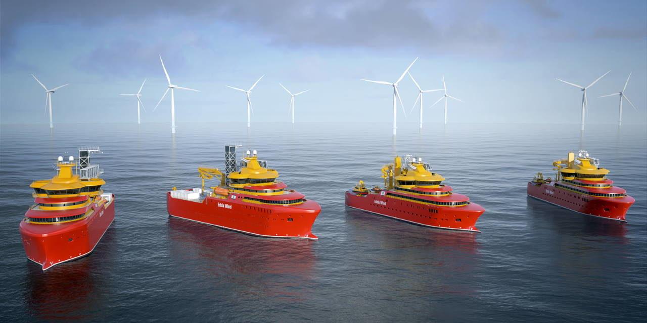 Wilhelmsen et Østensjø s'unissent pour accélérer la croissance d'Edda Wind