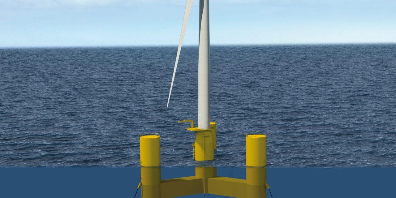 Eolien flottant: Saipem et Naval Energies ont signé