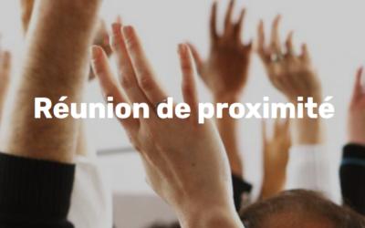 Commission particulière du débat public, éoliennes flottantes au sud de la Bretagne : Réunion de proximité Salle Arletty – Belle-Île à 18 h