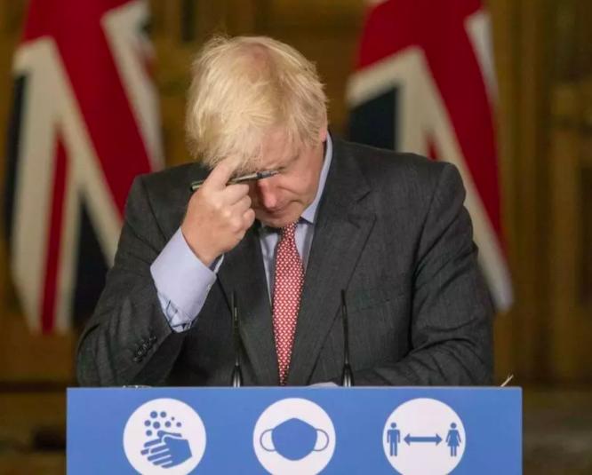 Johnson veut faire de l'éolien offshore au Royaume-Uni ce que le pétrole est à l'Arabie saoudite