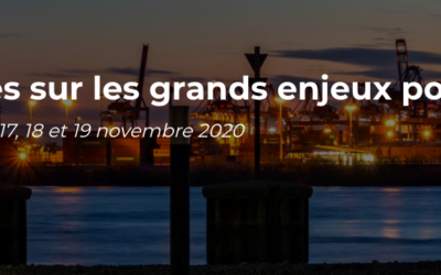 Le CEREMA organise trois webinaires pour échanger sur l'actualité, la recherche et l'innovation portuaire