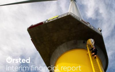 Ørsted est devenue une société mondiale d'énergie renouvelable
