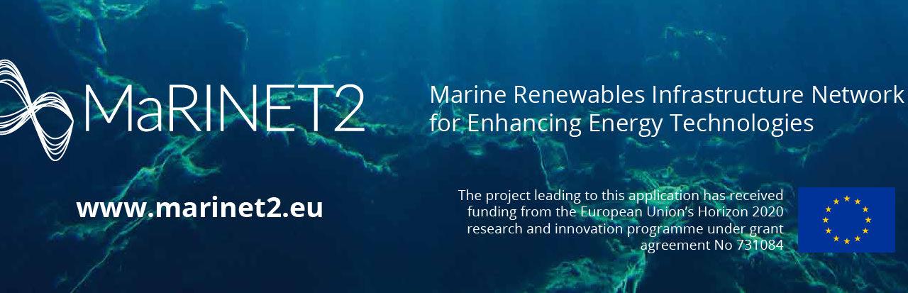 MaRINET2, programme de formation «Réduire l'incertitude dans l'analyse technico-économique de l'énergie océanique»