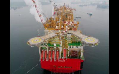 Samsung Heavy Industries (SHI) et DNV GL développeront conjointement une technologie « éolienne flottante »