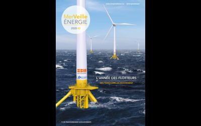 MerVeille Energie #3 – Éolien flottant : pleins feux sur la commercialisation