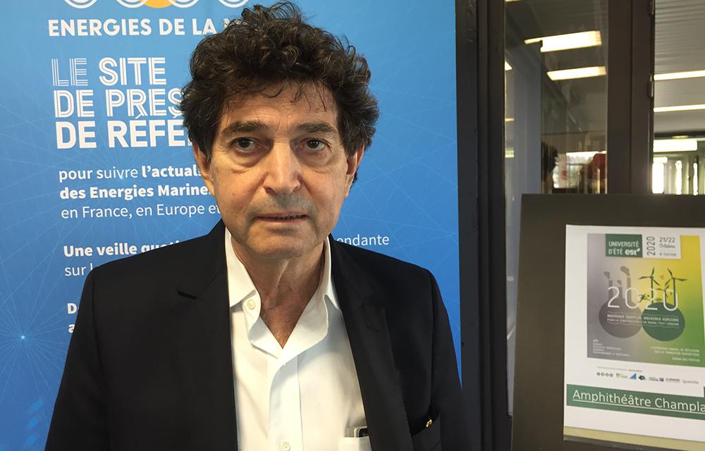 L'université d'Eté d'e5t à La Rochelle joue sur l'économie du bas carbone – ITW de Robert I. Bell et Marc Touati
