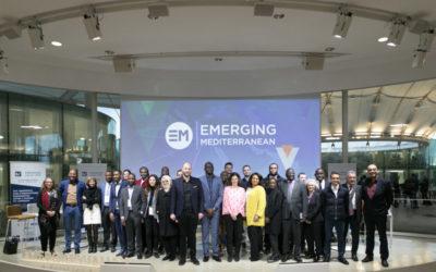 EMERGING Mediterranean : Ouverture de l'appel à candidature