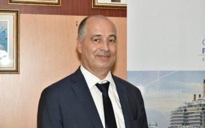 Jean-Pierre Chalus, élu président de l'Union des Ports de France