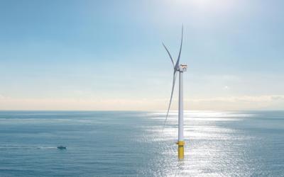 Ørsted devient responsable de la vente de la production électrique de Dogger Bank Wind Farm