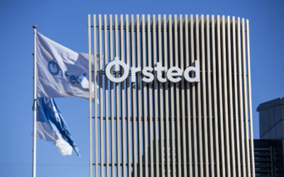 Ørsted to trade and balance 15 years of power generation from the offshore wind farm Dogger Bank Wind Farm