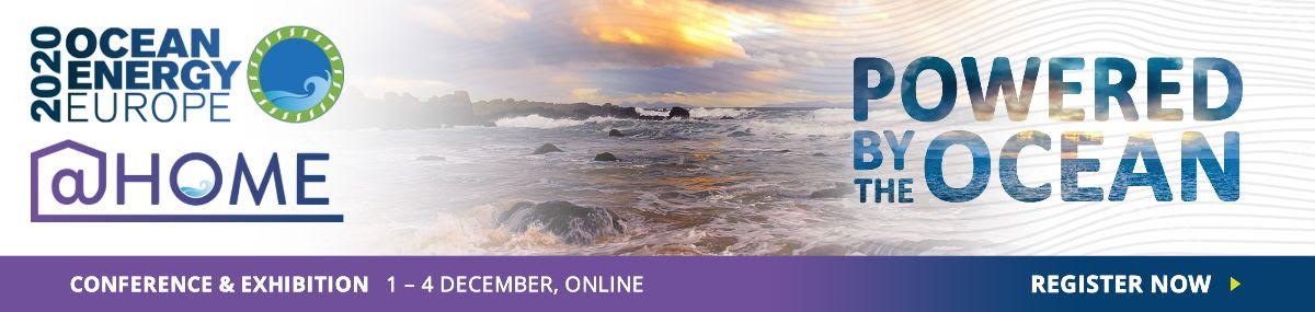 Ocean Energy Europe du 1 au 4 décembre 2020