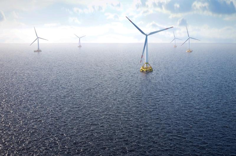 Saitec receives funding for floating wind technology development