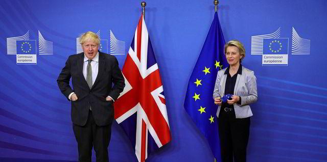 L'accord sur le Brexit envisage une coopération UE-Royaume-Uni dans les énergies renouvelables et le climat