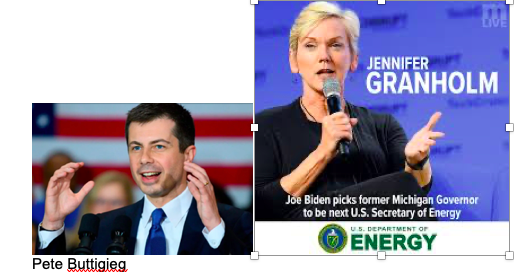 Energie et transports, Joe Biden a choisi ses ministres