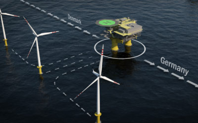 Coopération renforcée dans le secteur des éoliennes en mer en mer Baltique et mer du Nord
