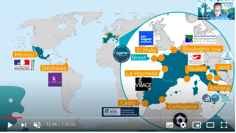 Ocean Hackathon® 2020 : Les gagnants de la finale internationale
