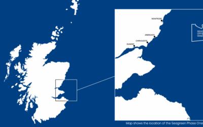 Siemens Energy livrera 114 transformateurs pour le parc écossais Seagreen