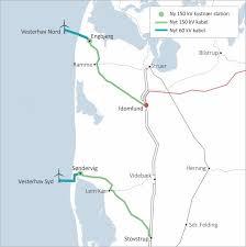 Vattenfall prévoit un nouveau design d'installation pour Vesterhav Syd et Nord