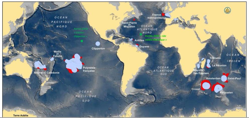Stratégie relative à l'exploration et à l'exploitation minières des grands fonds marins – 2015