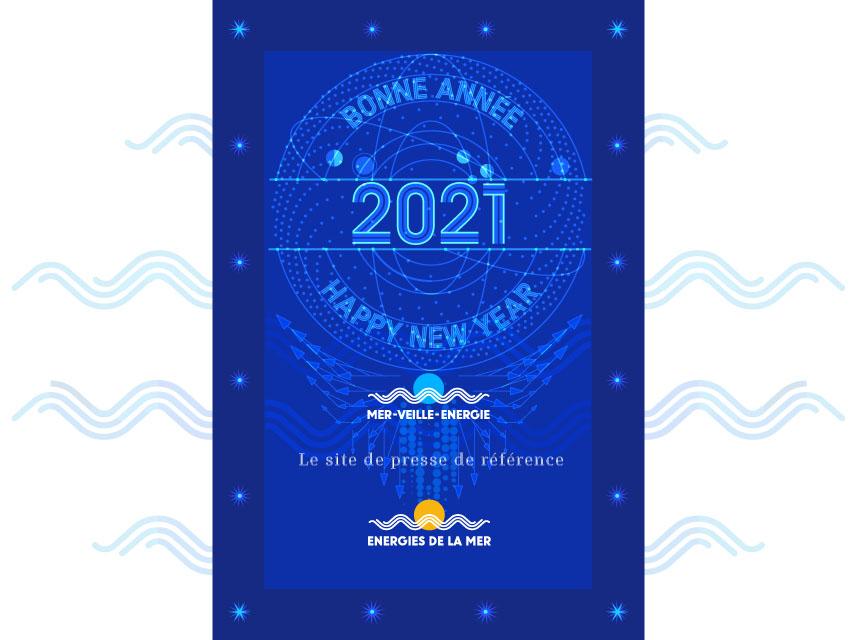 Meilleurs voeux – Happy New Year et découvrez les actualités clés de la semaine 1 de 2021