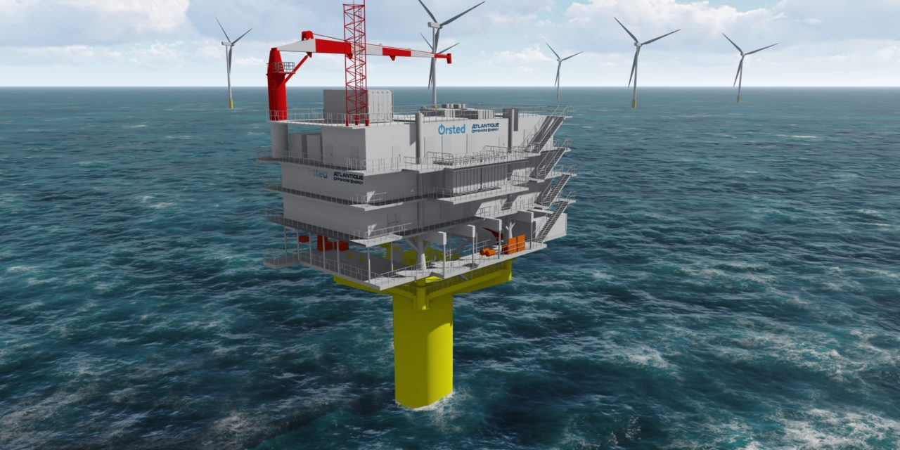 Atlantique Offshore Energy – Chantiers de l'Atlantique gagne  Gode Wind 3 d'Ørsted