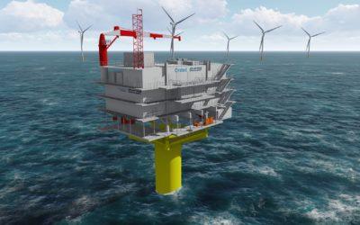 Atlantique Offshore Energy – Chantiers de l'Atlantique gagne  Gode Wind 3 d'Ørsted