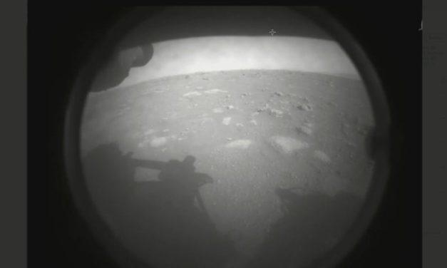 Evénement Mars : Perseverance lancé le 30 juillet 2020 s'est posé sur Mars
