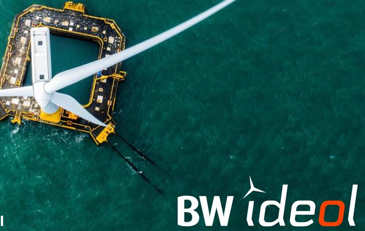 BW Offshore a pris la majorité du capital d'Ideol